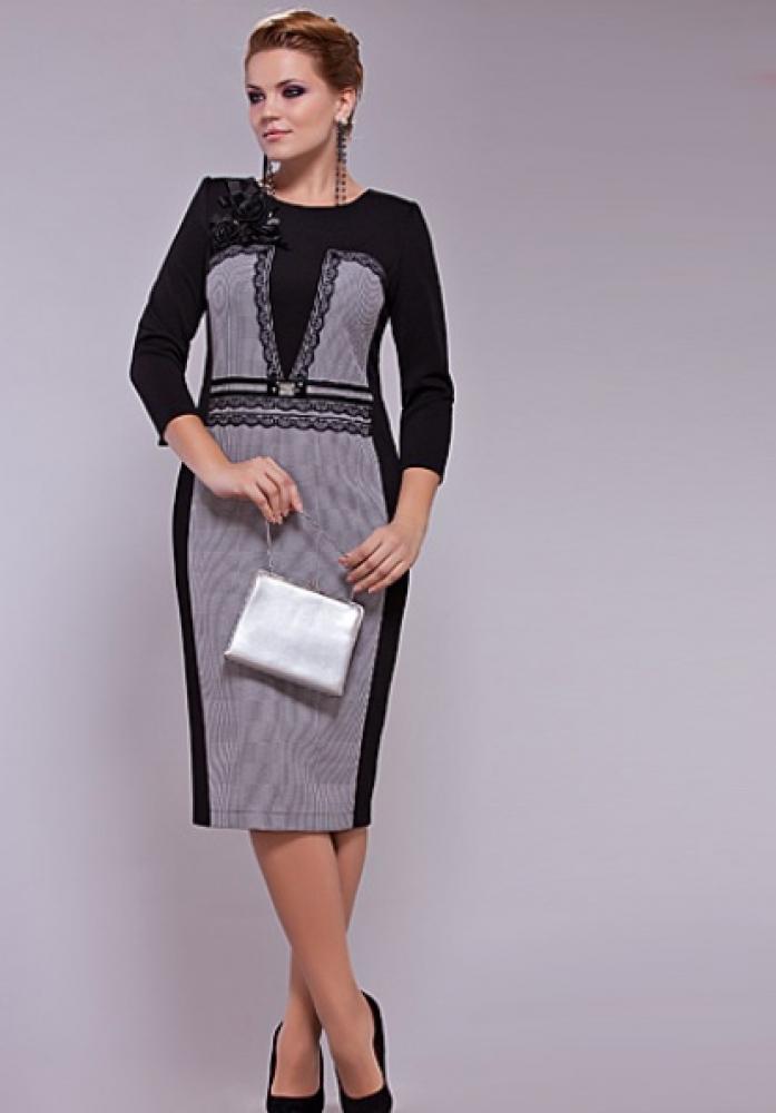 Одежда Для Полных Женщин Леди